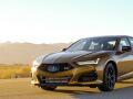 Acura TLX Type s дебютирует в ближайшие выходные
