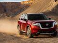 Nissan Pathfinder 2022 года: первый взгляд