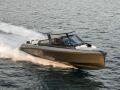 Wally начинает строить новый вариант яхты 43wallytender X с раскладными бортами
