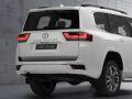 Полиция ОАЭ уже взяла на вооружение новые Toyota Land Cruiser 300