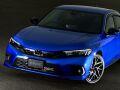 Honda демонстрирует обвес Mudulo для хэтчбека Civic