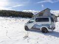 Nissan превращает электрический e-NV200 в авто для зимнего туризма