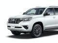 Toyota Land Cruiser Prado становится мощнее и получает новую модификацию