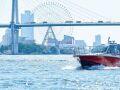 Yanmar демонстрирует свои достижения в создании водородного судна