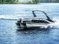 Harris представляет новое поколение понтонных лодок Grand Mariner