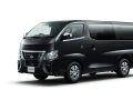 Nissan обновляет Caravan
