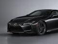 Lexus выпустит LC особой серией Black Inspiration