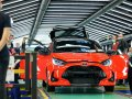 Toyota начинает производство нового Yaris в Европе