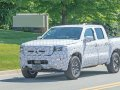 Новый Nissan Frontier заметили на дороге