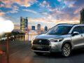 Toyota представляет новую модель – Corolla Cross