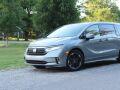 Honda Odyssey 2021 года: краткий обзор