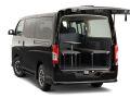 Nissan делает NV350 Caravan удобным для ночевки в авто