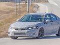 Новые фото с испытаний хэтчбека Honda Civic