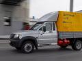6-колесный УАЗ Профи - тест особой версии