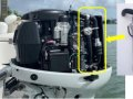 Suzuki представила лодочный мотор с системой улавливания пластика