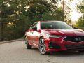 Новая Acura TLX: первый взгляд