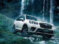 Subaru Forester получает новый двигатель